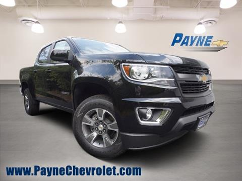 2018 Chevrolet Colorado for sale at Payne Chevrolet in Springfield TN