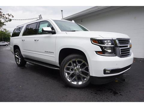 2018 Chevrolet Suburban for sale at Payne Chevrolet in Springfield TN