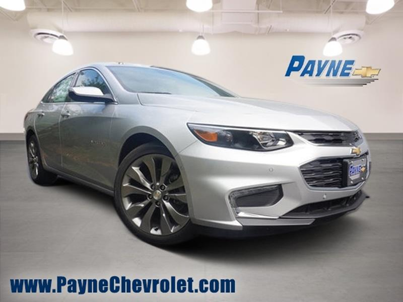 2018 Chevrolet Malibu for sale at Payne Chevrolet in Springfield TN