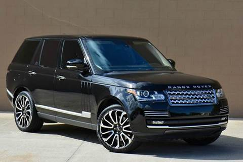 2014 Land Rover Range Rover for sale in Royal Palm Beach, FL