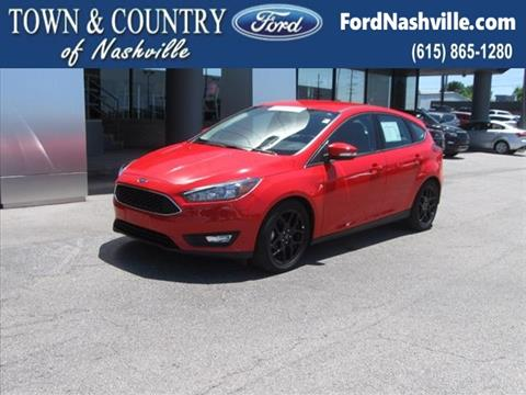 2016 Ford Focus for sale in Madison TN