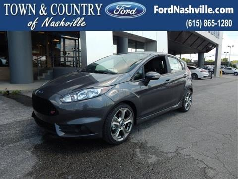 2017 Ford Fiesta for sale in Madison, TN
