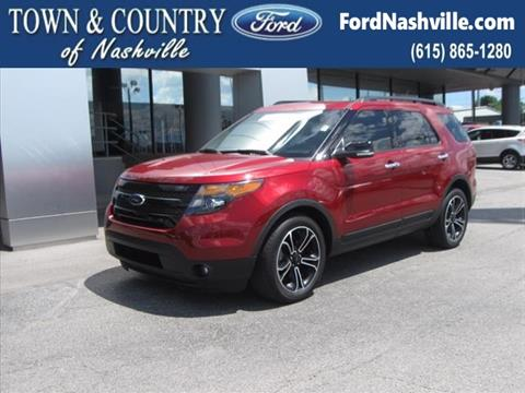 2014 Ford Explorer for sale in Madison TN