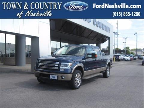 2013 Ford F-150 for sale in Madison, TN