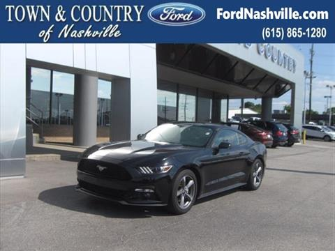2015 Ford Mustang for sale in Madison TN