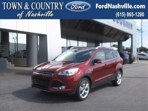 2015 Ford Escape for sale in Madison, TN