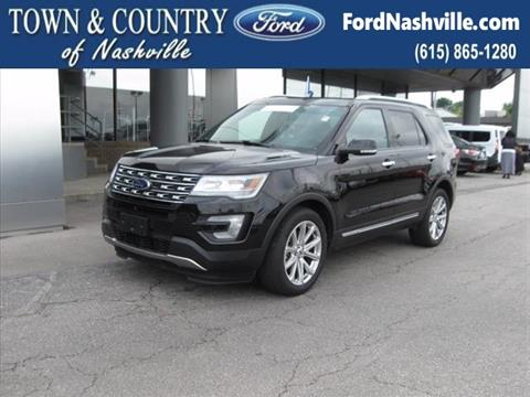 2016 Ford Explorer for sale in Madison TN