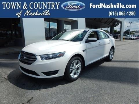 2017 Ford Taurus for sale in Madison TN
