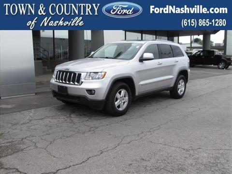 2012 Jeep Grand Cherokee for sale in Madison TN