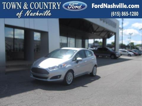 2016 Ford Fiesta for sale in Madison, TN