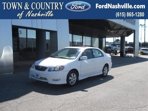 2008 Toyota Corolla for sale in Madison, TN