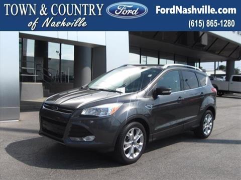 2016 Ford Escape for sale in Madison TN