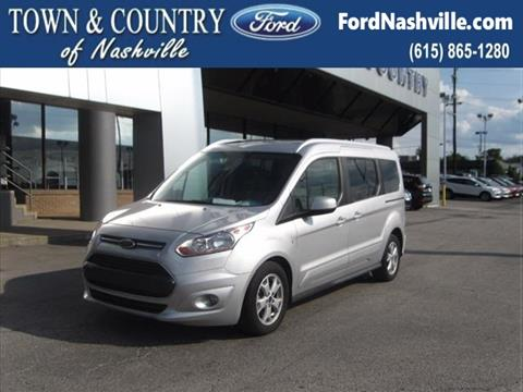 2016 Ford Transit Connect Wagon for sale in Madison TN