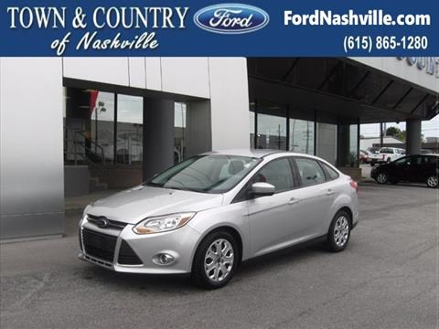 2012 Ford Focus for sale in Madison TN