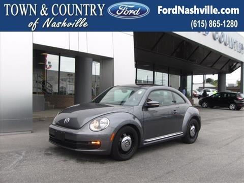 2013 Volkswagen Beetle for sale in Madison TN