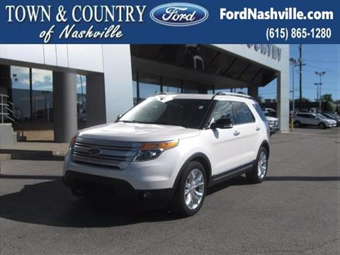 2015 Ford Explorer for sale in Madison, TN