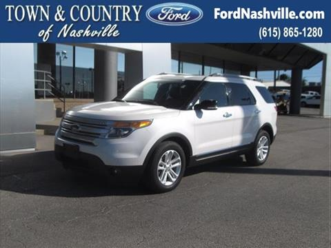 2015 Ford Explorer for sale in Madison TN