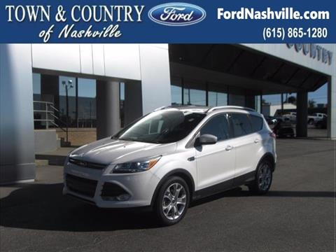 2015 Ford Escape for sale in Madison TN
