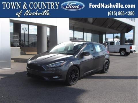 2016 Ford Focus for sale in Madison, TN