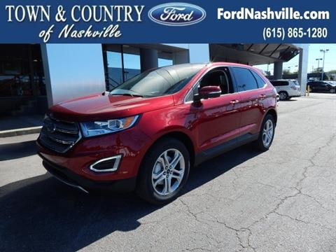 2017 Ford Edge for sale in Madison TN