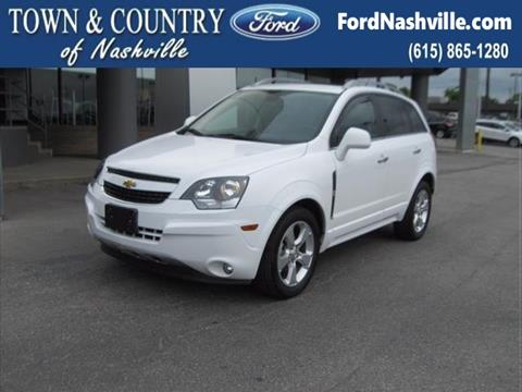 2015 Chevrolet Captiva Sport Fleet for sale in Madison TN
