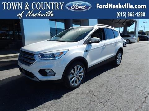 2018 Ford Escape for sale in Madison, TN
