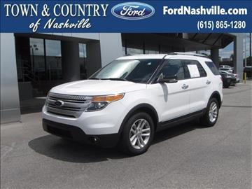 2013 Ford Explorer for sale in Madison, TN