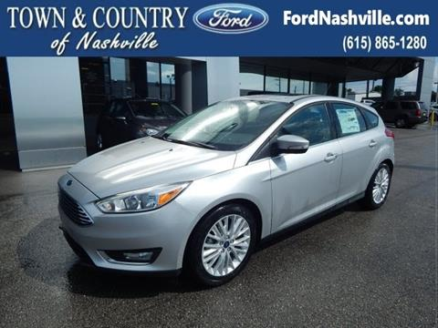 2017 Ford Focus for sale in Madison TN