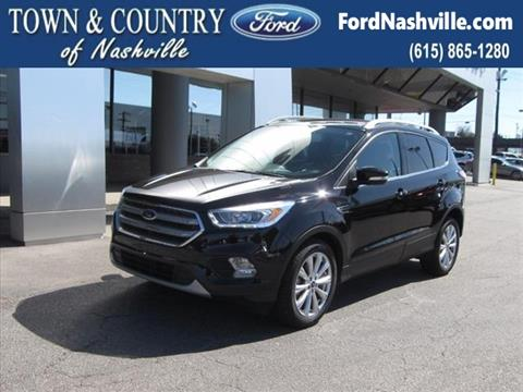 2017 Ford Escape for sale in Madison, TN