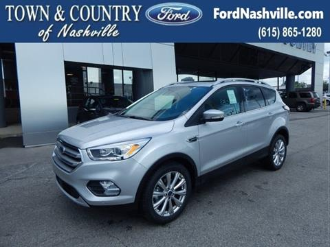 2017 Ford Escape for sale in Madison TN