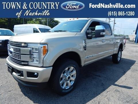 2017 Ford F-250 Super Duty for sale in Madison TN