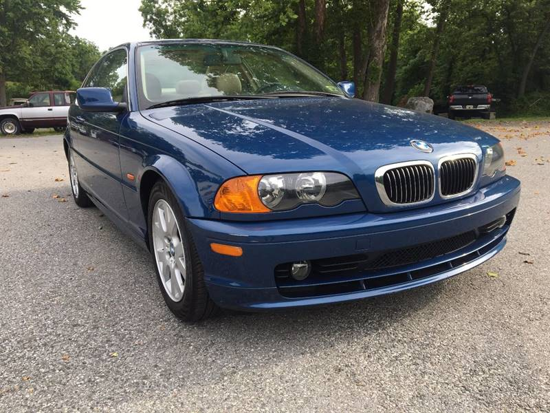2000 Bmw 3 Series 323Ci 2dr Coupe In Belvidere NJ  DND AUTO GROUP
