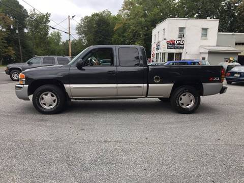 2004 GMC Sierra 1500 for sale in Belvidere, NJ