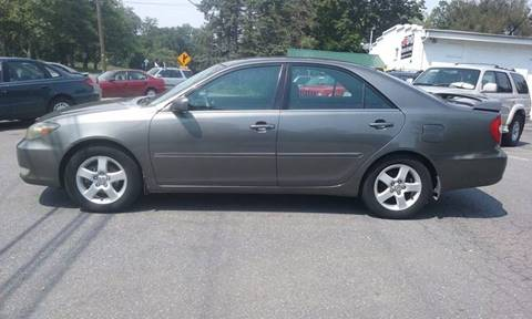 2002 Toyota Camry for sale in Asbury, NJ