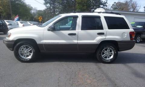 2003 Jeep Grand Cherokee for sale in Asbury, NJ