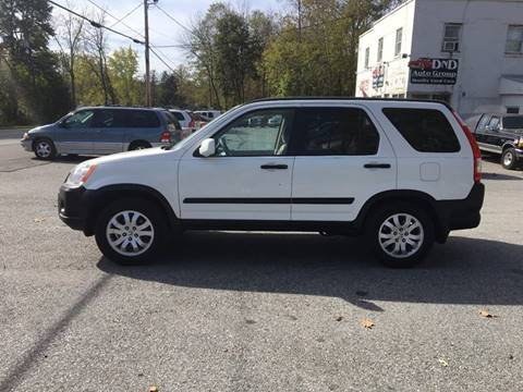 2005 Honda CR-V for sale in Belvidere, NJ