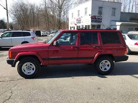 1999 Jeep Cherokee for sale in Belvidere, NJ