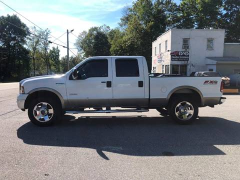 2006 Ford F-250 Super Duty for sale in Belvidere, NJ