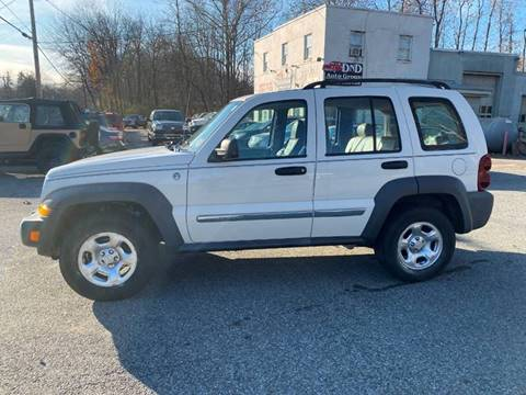 2007 Jeep Liberty for sale in Belvidere, NJ