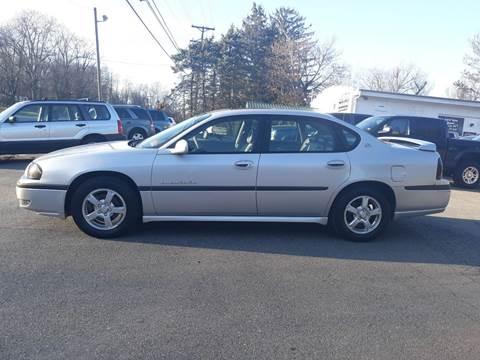 2003 Chevrolet Impala for sale in Belvidere, NJ