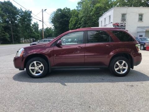 2007 Chevrolet Equinox for sale at DND AUTO GROUP in Belvidere NJ
