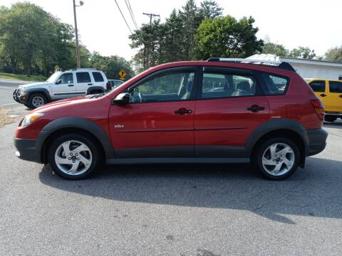 2004 Pontiac Vibe for sale at DND AUTO GROUP 2 in Asbury NJ