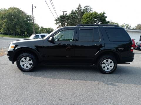 2010 Ford Explorer for sale at DND AUTO GROUP 2 in Asbury NJ