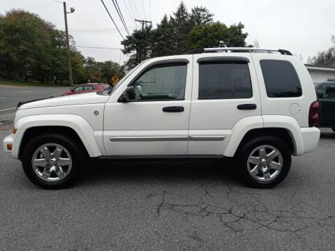2005 Jeep Liberty for sale at DND AUTO GROUP 2 in Asbury NJ