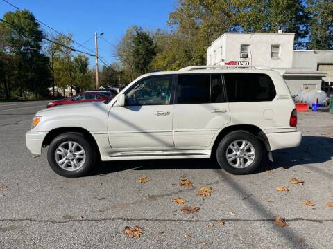 2004 Lexus LX 470 for sale at DND AUTO GROUP in Belvidere NJ