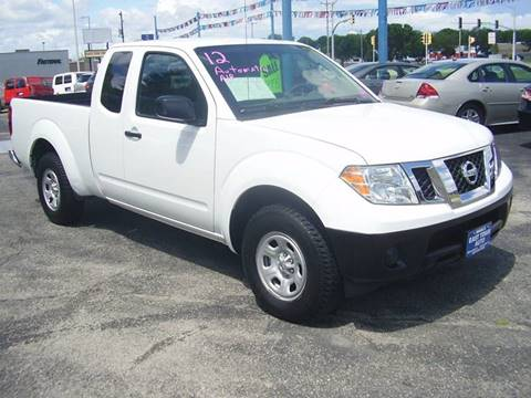 2012 Nissan Frontier for sale in Green Bay, WI