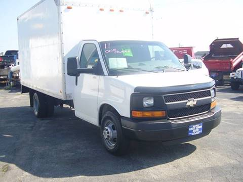 2011 Chevrolet Express Cutaway for sale in Green Bay, WI
