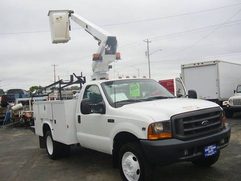 1999 Ford F-450 Super Duty for sale in Green Bay, WI