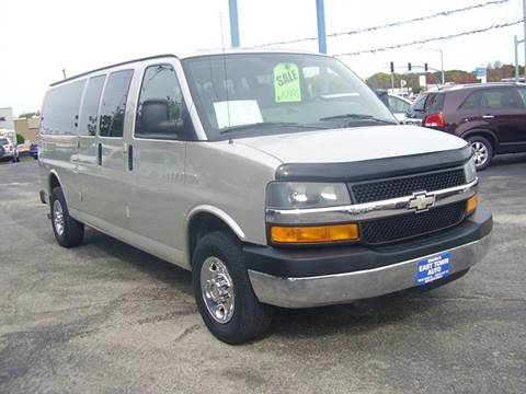 2007 Chevrolet Express Passenger for sale in Green Bay, WI