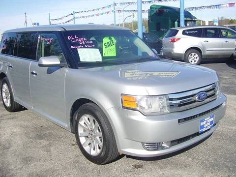 2012 Ford Flex for sale in Green Bay, WI